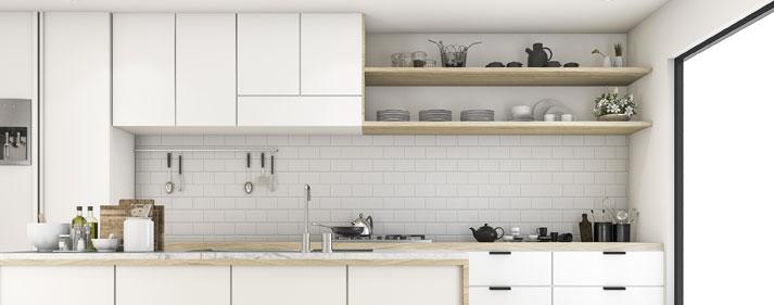 Création complète ou rénovation de votre cuisine, quel est votre projet ?