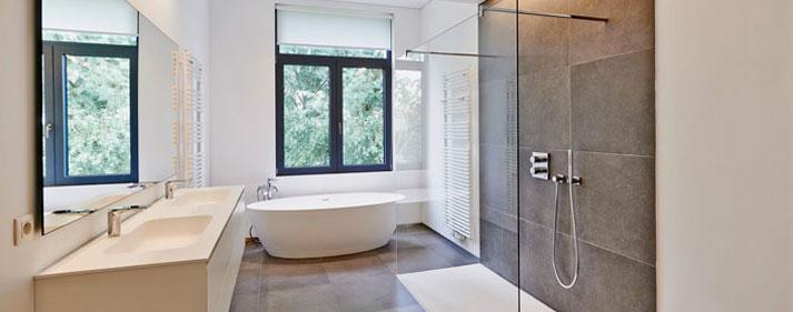 Rénovation ou création d'une nouvelle salle de bain, EMS vous accompagne dans votre projet.